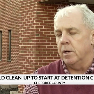 Mold Clean-Up to Start at Upstate Jail