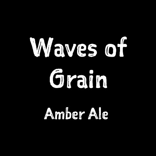 Waves of Grain Amber