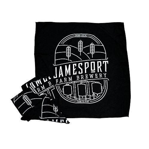 JFB Logo Black Bandana