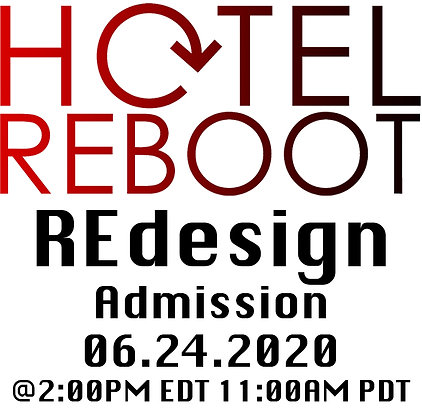 ReDesign: Hotel Admission