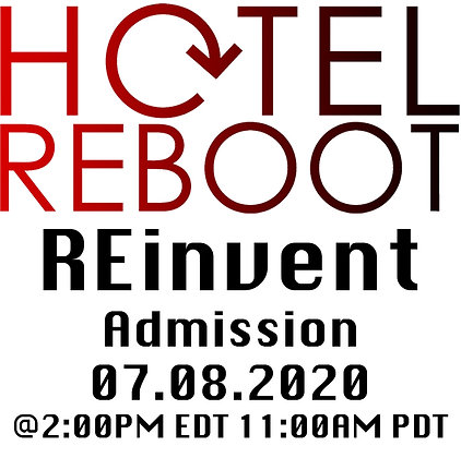 Reinvent: Hotel Ownership & Management Admission