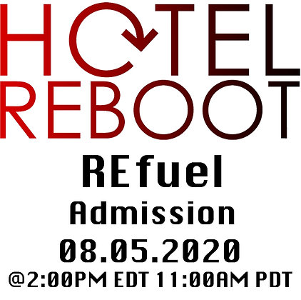 Refuel: F&B Sales Admission
