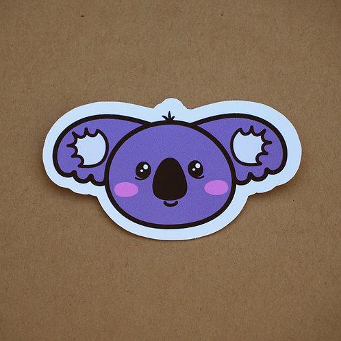 Koala Sticker - Weatherproof