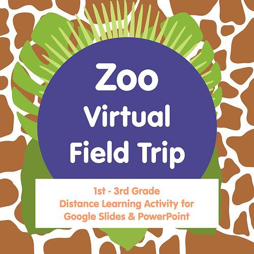 Zoo Virtual Field Trip - Google Apps