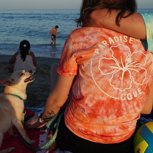 Paradise Cove Tie-Dye Shirt - Short Sleeve