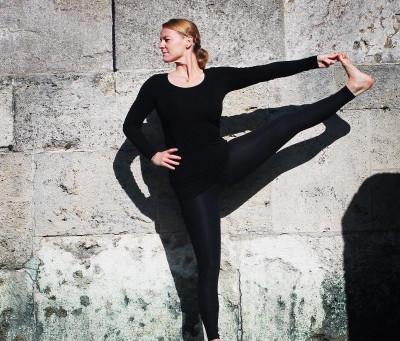 Yoga Technik Special - Balancehaltungen mit Julia