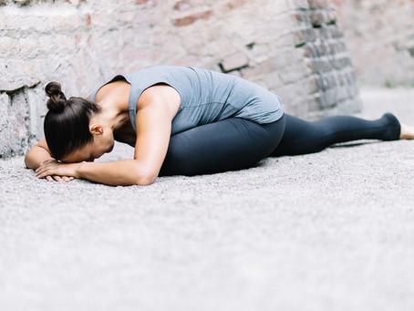 Online Yin Yoga im Winter - Stille und Einkehr mit Geraldine - 20. Feb. 10:30 -12:00