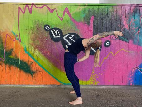 Yoga Technik Special - Rückbeugen mit Heike