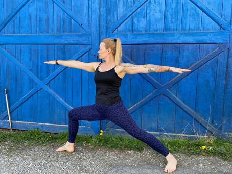 Yoga Technik Special - Standhaltungen mit Heike
