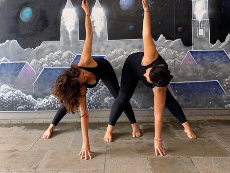 Elemente Yoga Special - mit Isabel