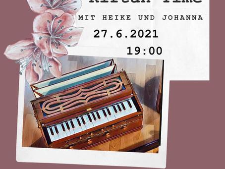 Kirtan - Sing mit uns! mit Johanna und Heike