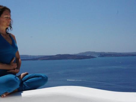 Krankenkassen zertifizierter Hatha Yoga Flow Kurs - Online - Start 11. Mai.
