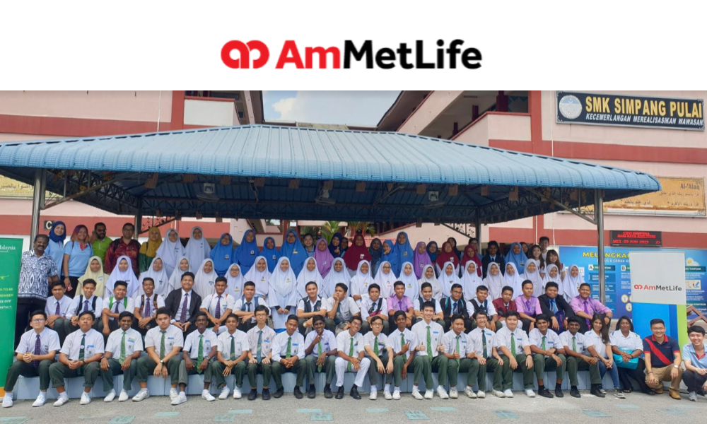 """AmMetLife Insurance Berhad (""""AmMetLife"""") employees will mentor school children in financial management, leadership and entrepreneurial skills through the JA Start-Up Programme. Implemented by Junior Achievement Malaysia (JA Malaysia) and funded by MetLife Foundation, this programme will provide students with the opportunity to experience and learn the complete life cycle of a company.   According to Ramzi Toubassy, Chief Executive Officer, AmMetLife, """"We are pleased to support JA Malaysia in inculcating financial literacy and entrepreneurial skills among these students. We believe the JA Start-Up Programme provides these students with the ability to build a foundation of financial security and career accomplishment that will benefit them, their families and their communities.""""  Commenting on MetLife Foundation's role in driving financial health in Malaysia, Krishna Thacker, the Asia Regional Director of MetLife Foundation, said """"At MetLife Foundation, we believe financial health belongs to everyone. Supporting young students as they learn and experience the process of entrepreneurship, including setting up a business and designing and selling their products, is an excellent way to ensure that we lay a solid foundation for financial health.""""  Over a span of five months, the students will work in teams and learn how to register a company, appoint a managing director, establish the management team, and sell share certificates. Once the company is in place, they will then proceed to develop their own product line and eventually produce and market their products.  The Ministry of Education recognises and supports this programme, which is facilitated through workshops conducted monthly at identified schools in Perak. These workshops are led by JA Malaysia staff and facilitated by corporate volunteers from AmMetLife and MetLife offices in Kuala Lumpur. The volunteers will guide and provide practical advice to the students in areas of finance, operations, human resource pla"""
