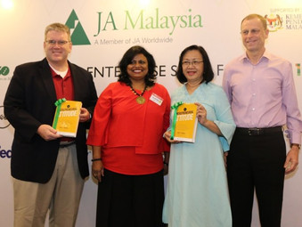 JA Malaysia's 30 years of Young Enterprise
