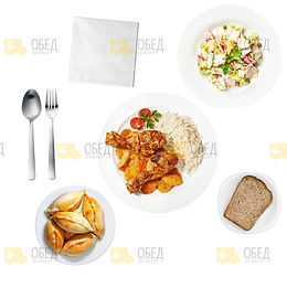 Ужин (третий приём пищи)