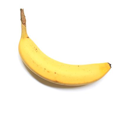 Жёлтый банан