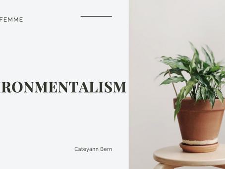 Environmentalism - Cateyann Bern
