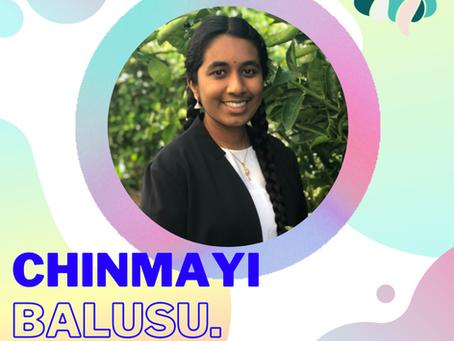 Columbia University's Chinmayi on EntrepreneuHER2020 and Simply Neuroscience — Chinmayi Balusu