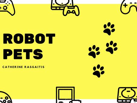 Robot Pet—Catherine Rasgaitis