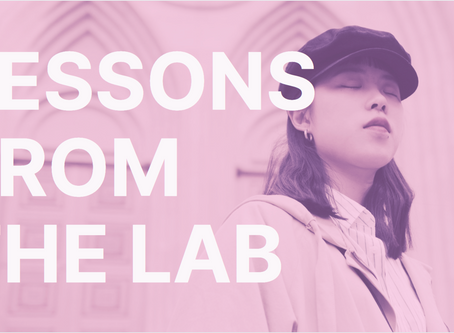 Lessons From the Lab - Angela Huynh