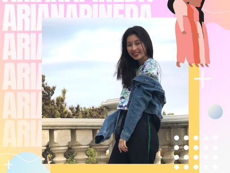 Meet Ariana Pineda, the highschooler who made history for young girls around the world — Rachel Liu