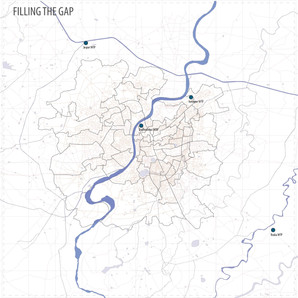 Ahmedabad is the largest city in the Gujarat with the population of 55.7 lakhs. The water supply remains the ongoing issue due to the uncertain monsoons in the region of Gujarat.  AMC supplies the water in the city for 2-3 hours in a day and currently is working on to provide 24 hours metred water connection. Currently the AMC supplies 1215 MLD (million litre per day) to the city with the help of its 4 water treatment plants in and around the city. In total Ahmedabad gets 1080 MLD of water through surface water sources i.e. water treatment plants and another 135 MLD of water is taken from the ground borewells. AMC Claims to supply 160 LPCD of water. But when we really zoom into the different wards and zones and compare the data of water supply with respect to the population LPCD comes out to very low in most of the cases and uneven distribution can be seen among the different regions. Such uneven distribution forces the public to look for other sources of water such as borewells. But not everyone can afford to have a borewell so they turn to the private suppliers of water for their daily needs. These suppliers and borewells owners fill the gap of supply of water in the city. These Suppliers operate at local level and are un-monitored. And thus, these suppliers exploit the natural precious source of water. These suppliers charge from 300 to 1500 depending upon the demand and the seasons, and exploits the poor people in the city.