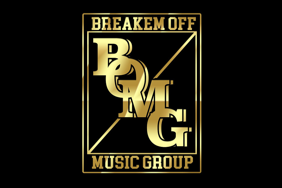 Break'em Music Group Logo
