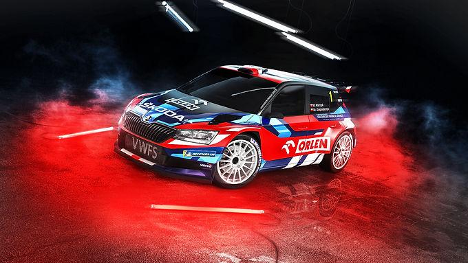 Miko Marczyk i Szymon Gospodarczyk wracają na trasy Rajdowych Mistrzostw Europy!