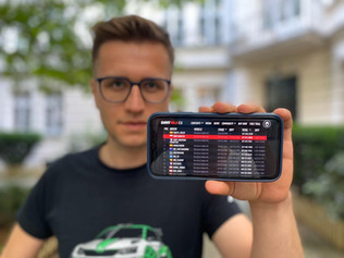 2 miejsce Miko Marczyka w stawce 1255 zawodników z całego świata! - 3 runda ŠKODA Motorsport eChal