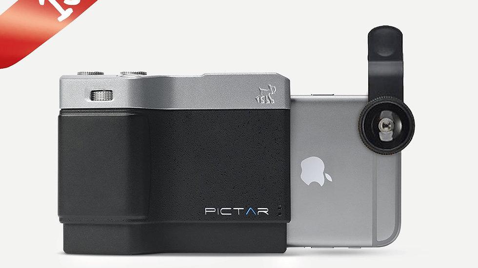 Pictar Smart Grip + Smart Lens Wide & Macro