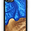 Thumbnail: Slim Resin & Wood Phone Case (Coastline Collection - Diver's Blue)