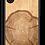 Thumbnail: Slim Wooden Phone Case (Tree Stump in Mahogany)