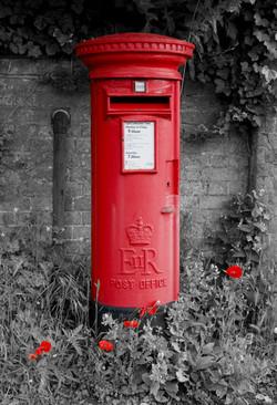 Pillar Box Red