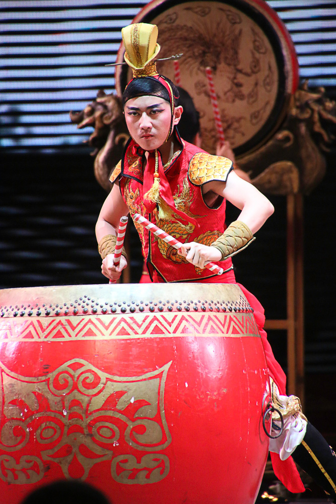 Tang Dynasty Drummer