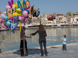 Balloon Seller