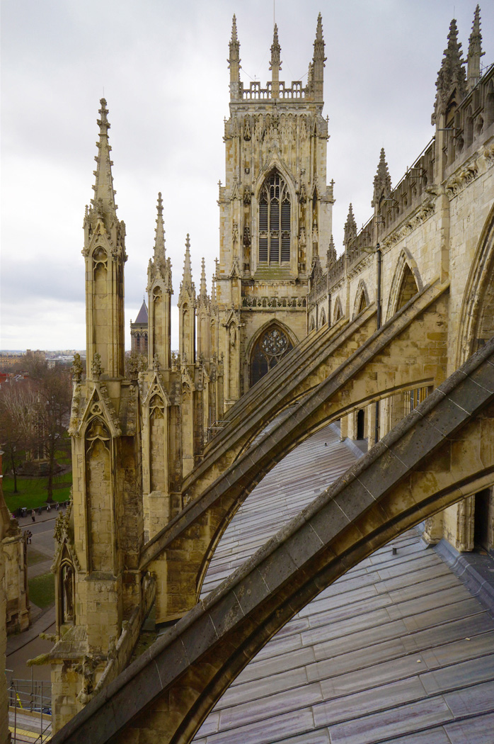 SW-Tower - York-Minster