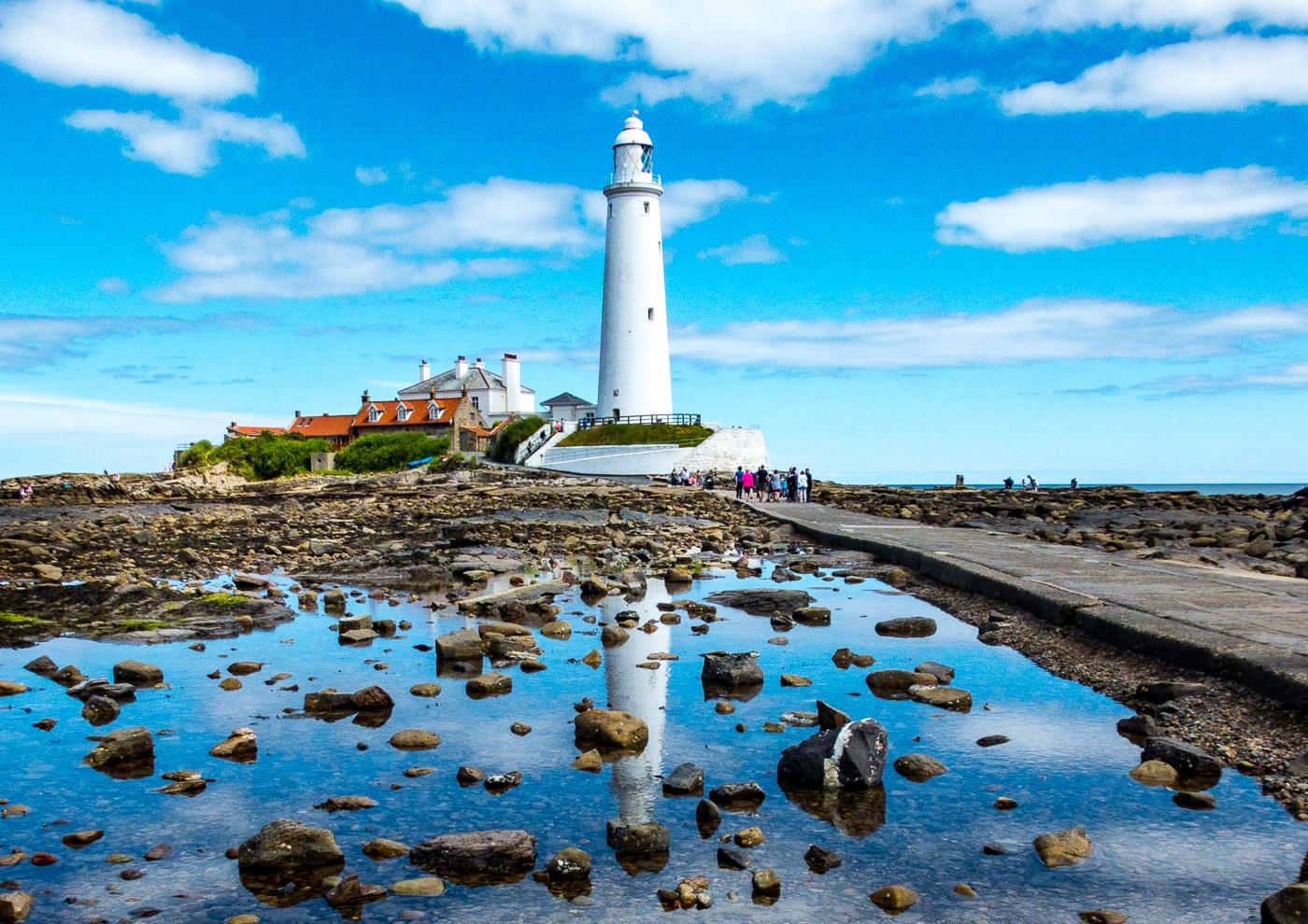 Ebb Tide St Mary's Island