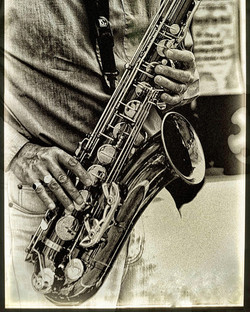 Sax on a Summers Day