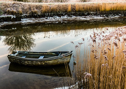 Frosty Alde Boat