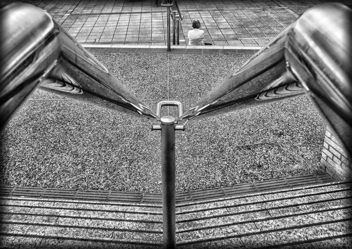 Hand Rail Perspective