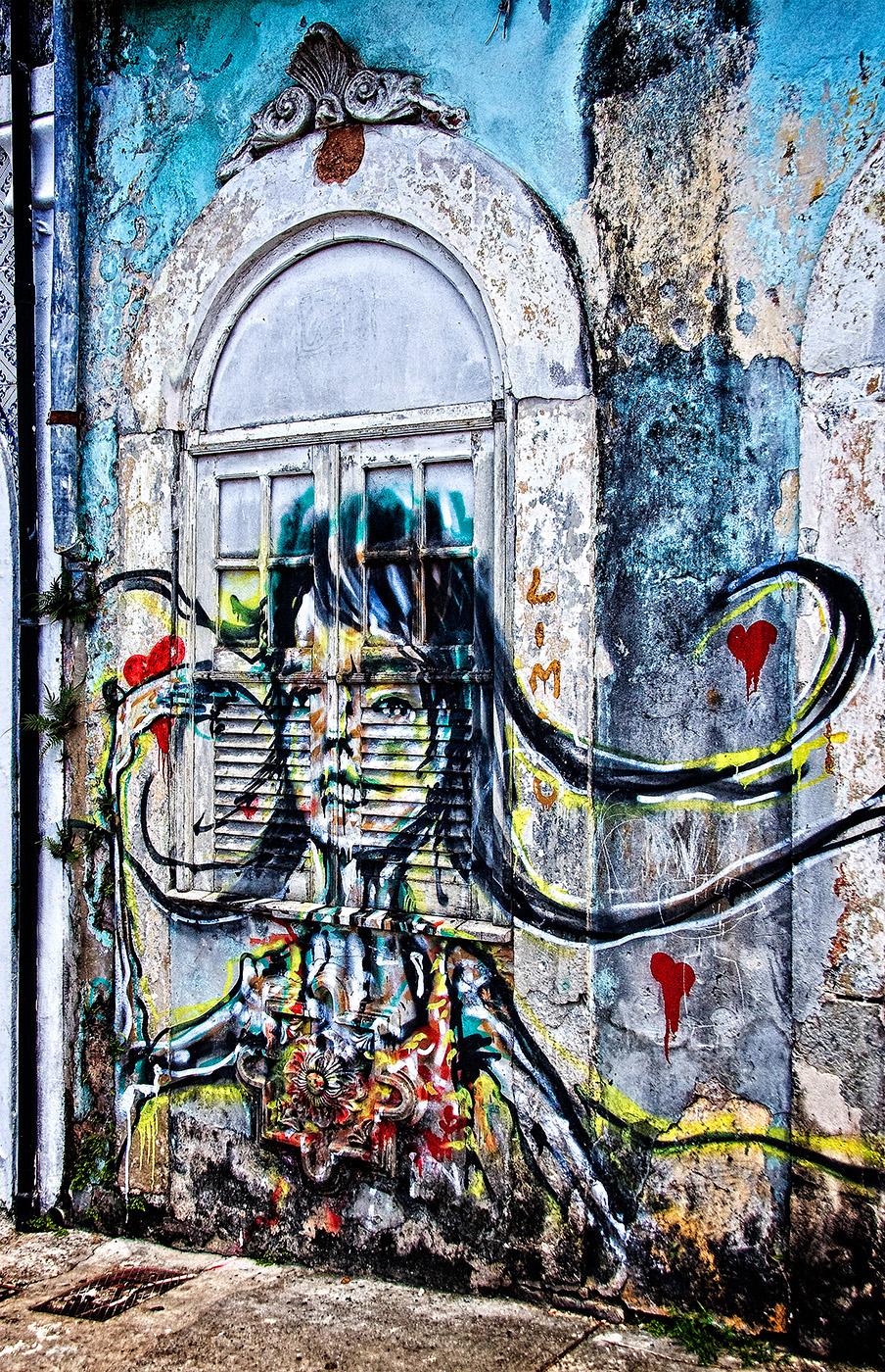 Salvador Street Art