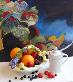 An Assortment of Fruit