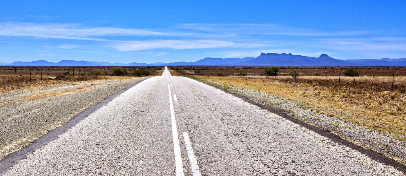 Follow the White Stone Road