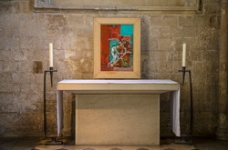 Simple Altar, Chichester