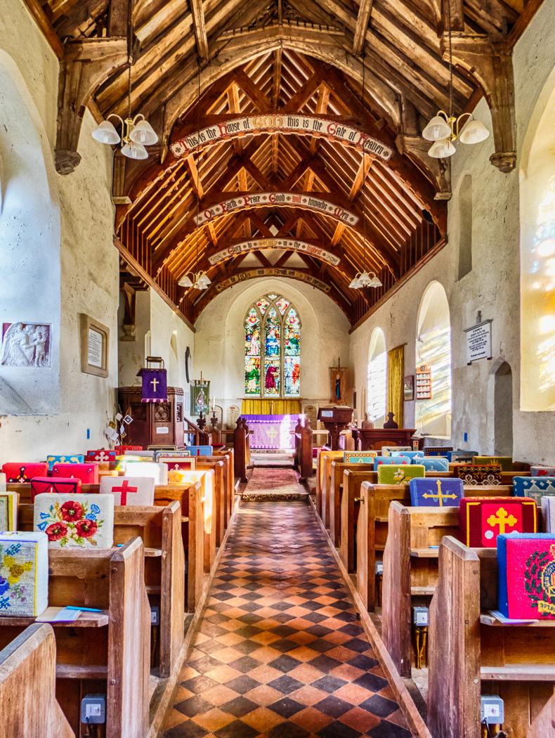 Blaxhall Church