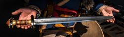 Anglo-Saxon Blade