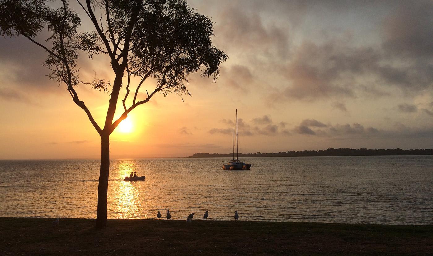 Bongaree Sunset
