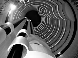 Singapore Hilton Central Atrium