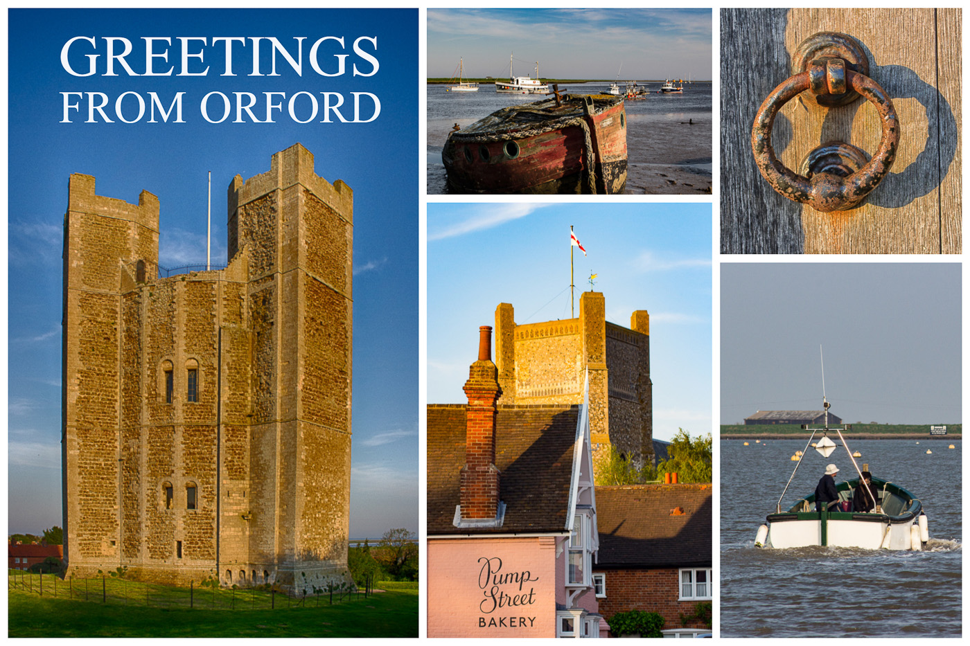 A Postcard from Orford