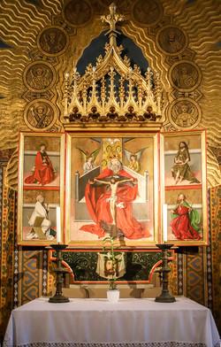 St Matthias Budapest